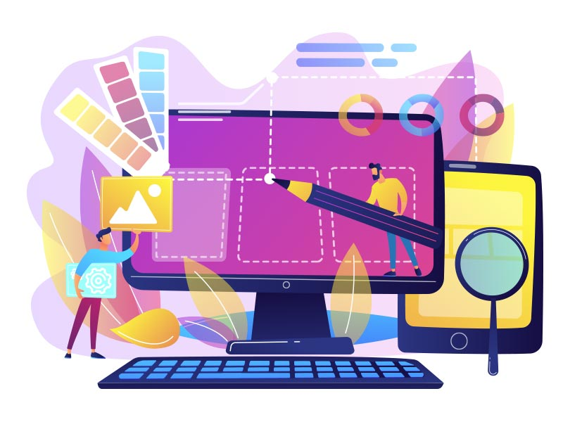 Creating a website in 8 easy steps